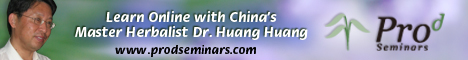 Earn CEU PDA Online in Classical Chinese Medicine with Huang Huang